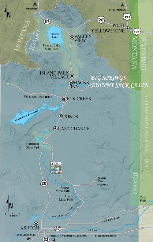 mesa falls idaho map Mesa Falls The Traveling Humanist mesa falls idaho map