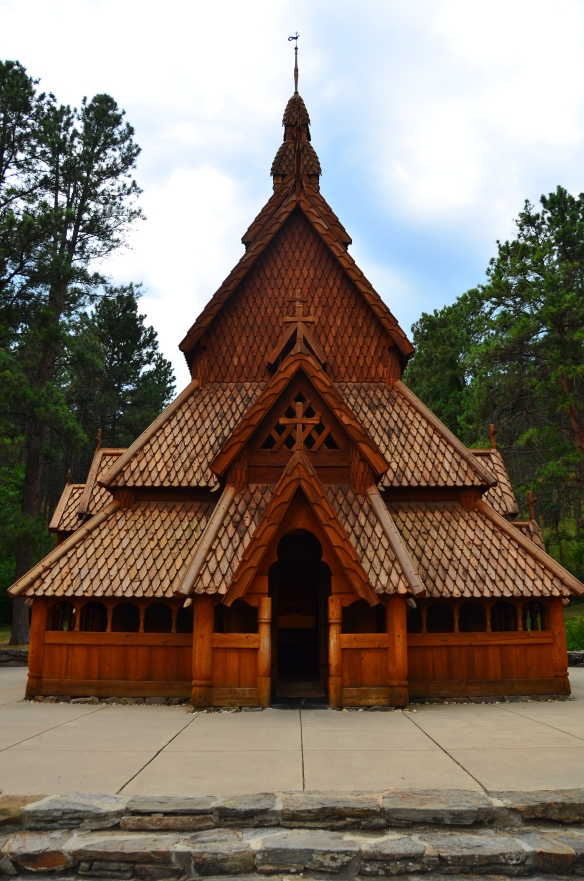 Chapel in the Hills, Rapid City, South Dakota, Copyright Damommachef Travels