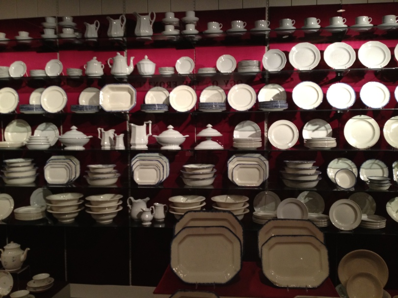 Dishes of the Steamboat Arabia