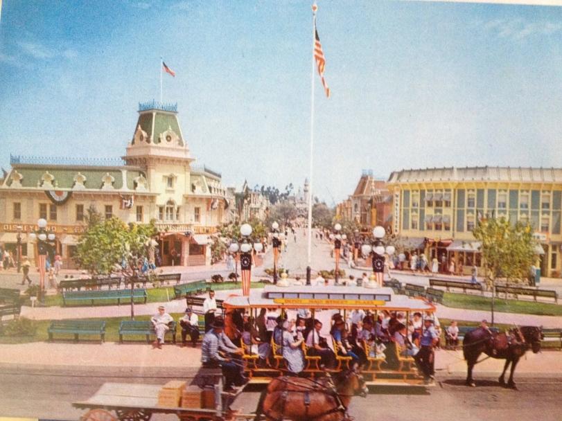 Vintage Disney photo