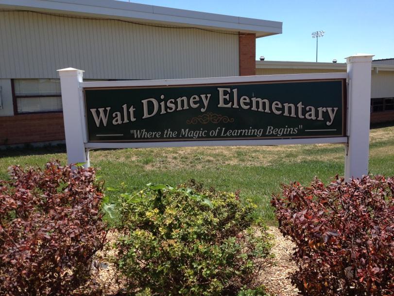 Walt Disney Elementary School, Marceline, Missouri