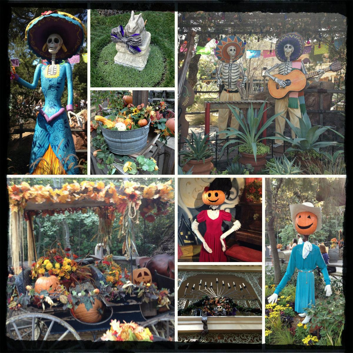 Fall Extravaganza At Disneyland