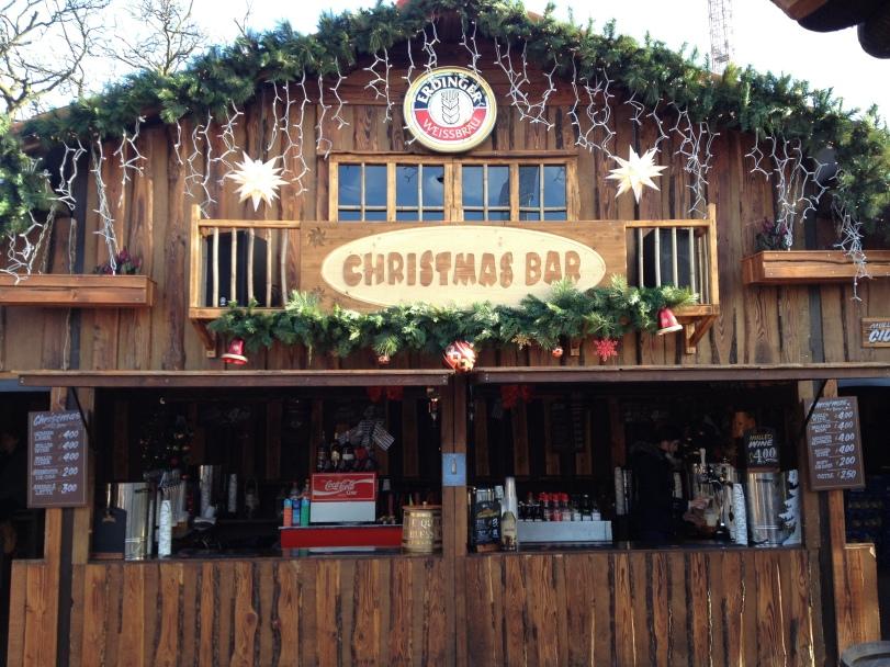 Christmas Bar, Hyde Park