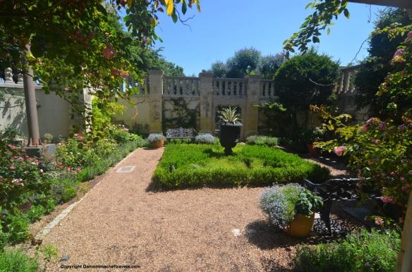 Poets Garden Dallas Arboretum