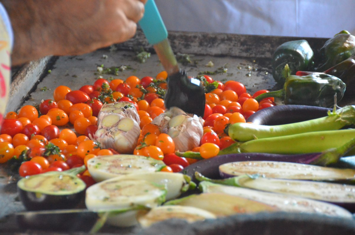 Cooking in Mexico: Los Tamarindos
