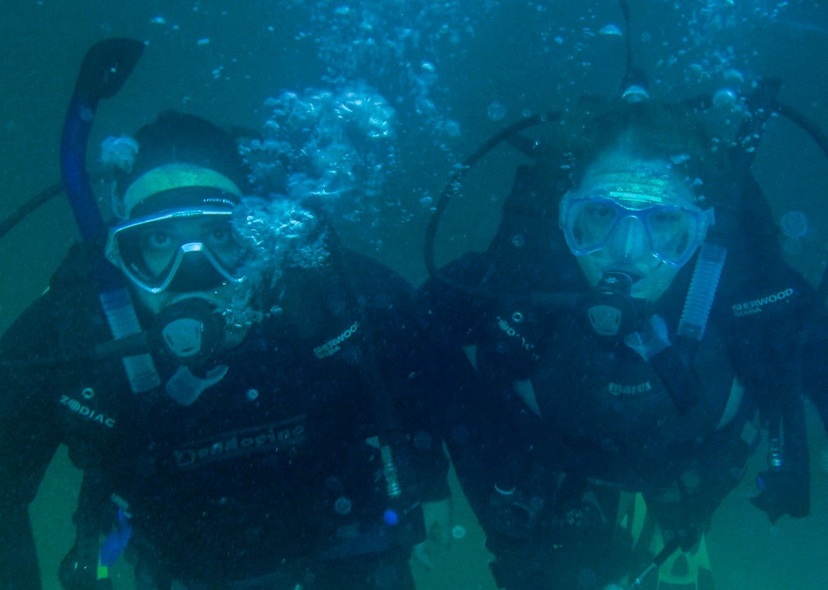 Overcoming Fears: Scuba in Cabo