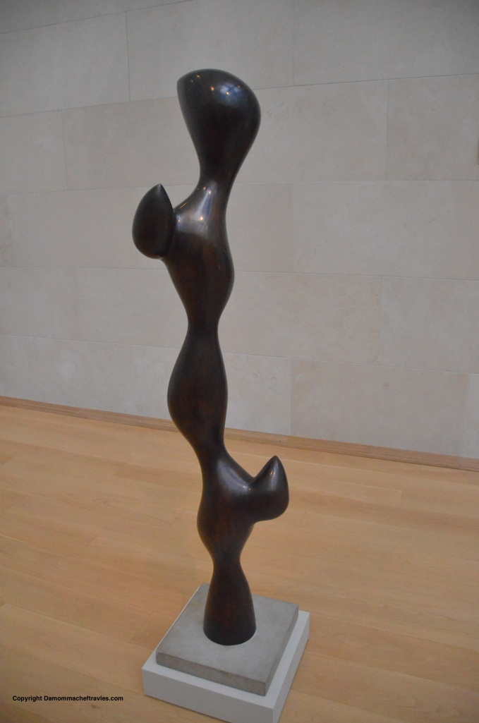 Jean Arp, Torso with Buds, 1961, Bronze