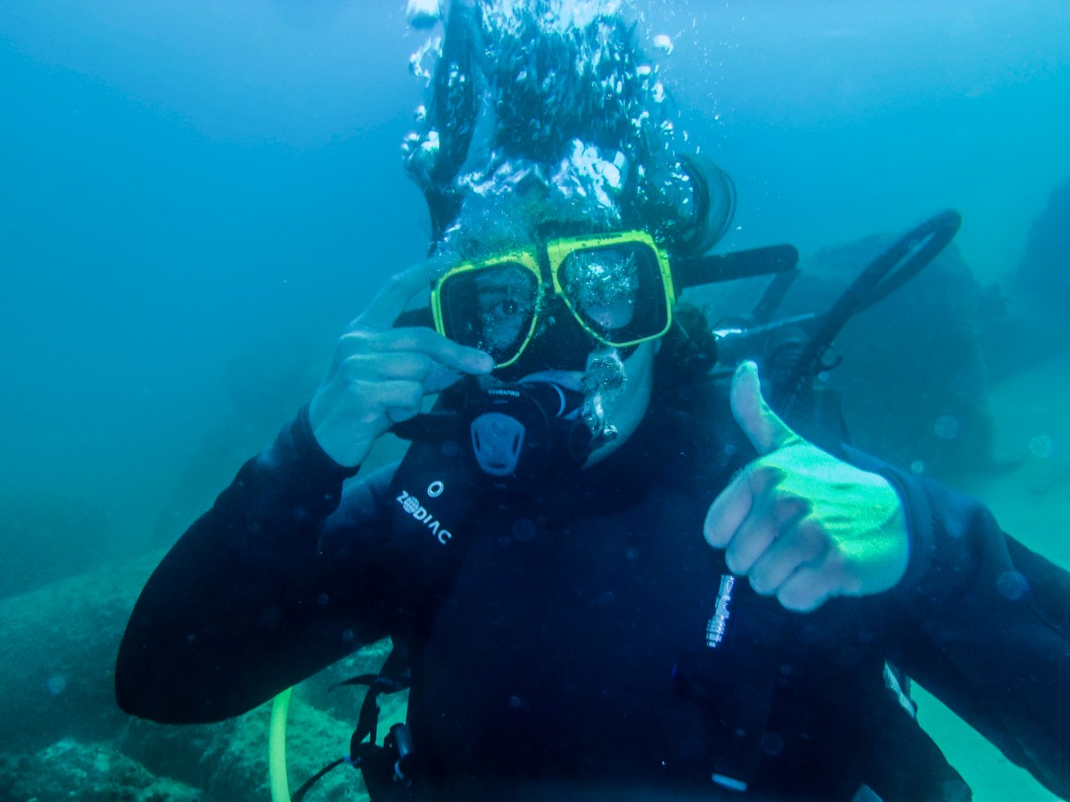 Ten Tips for Newbie Scuba Divers from a Questionable Source (ie. another Newbie Diver)