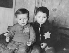children in yellow stars